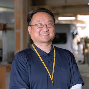 輝自動車工業株式会社 代表取締役 阪田 俊次