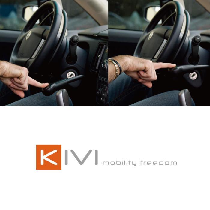 障がい者用、高齢者用・手動ブレーキ、踏み間違い防止にも役立ちます。