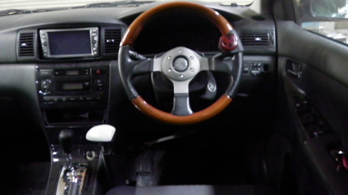 トヨタ カローラフィールダー X カロスピードメノックスの福祉車両改造事例2