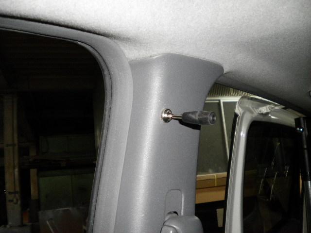 トヨタ シエンタ X カロリフト40 の福祉車両改造事例5