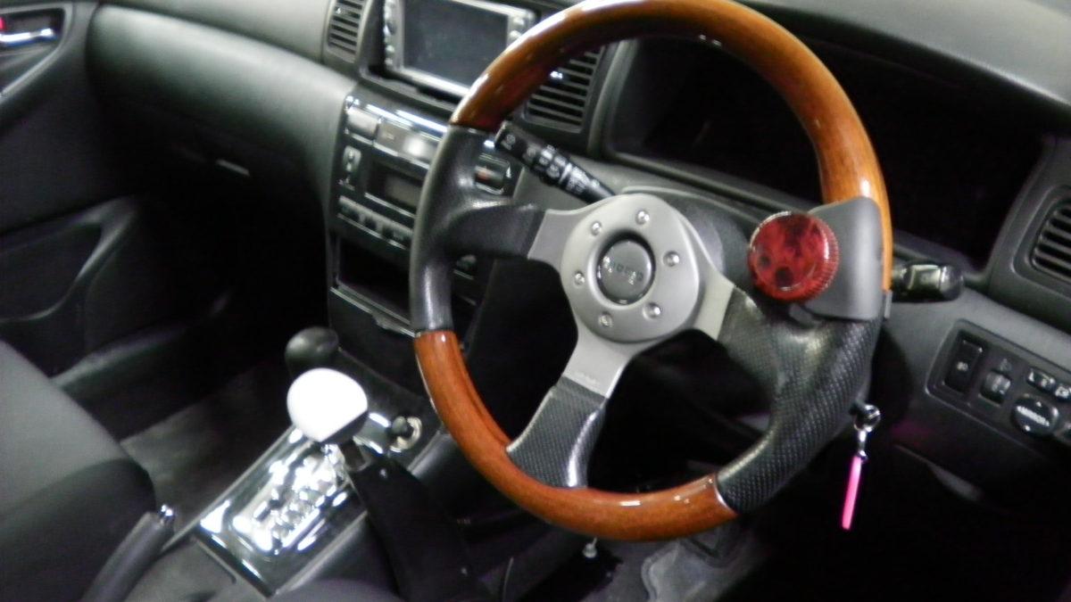 トヨタ カローラフィールダー X カロスピードメノックスの福祉車両改造事例5
