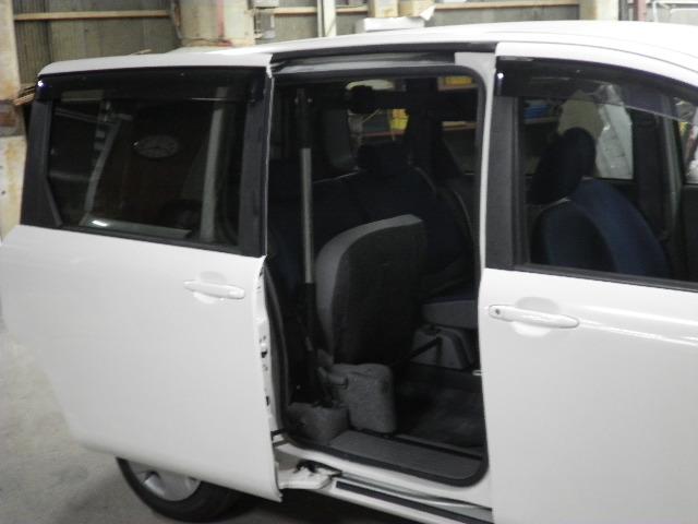 トヨタ シエンタ X カロリフト40 の福祉車両改造事例1