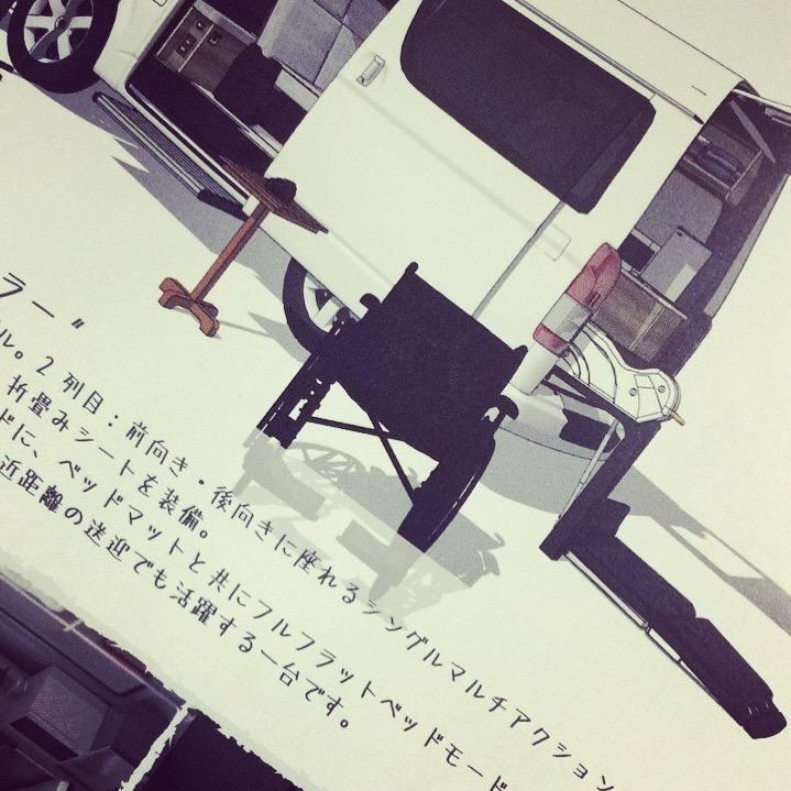 車いすリフト付きキャンピングカー 3モデルをリリース