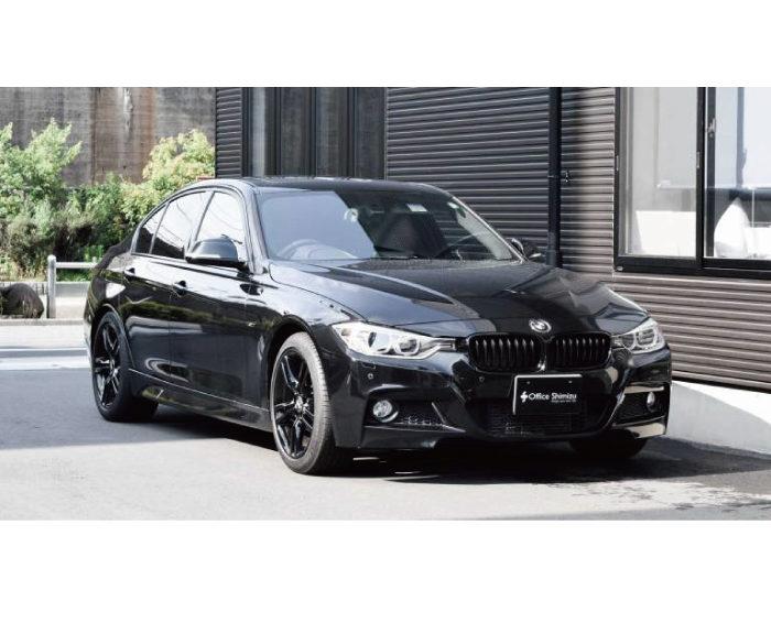 BMW 328ⅰX アクセルリング&ブレーキシステム