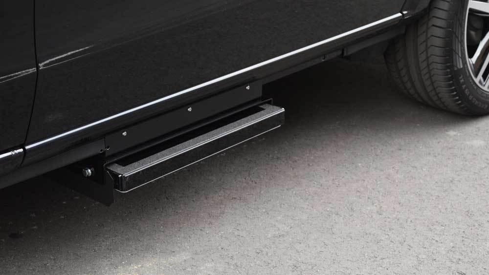 メルセデスベンツVクラス X 補助ステップの福祉車両改造事例4