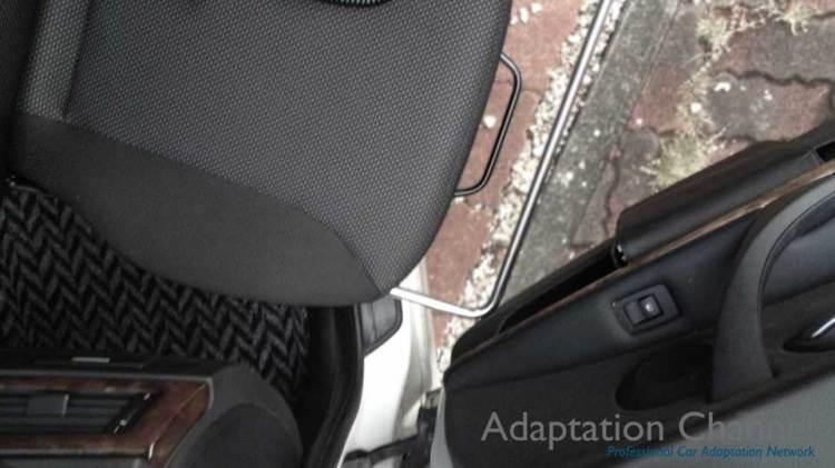 BMW323i  X ターンアウトの福祉車両改造事例3
