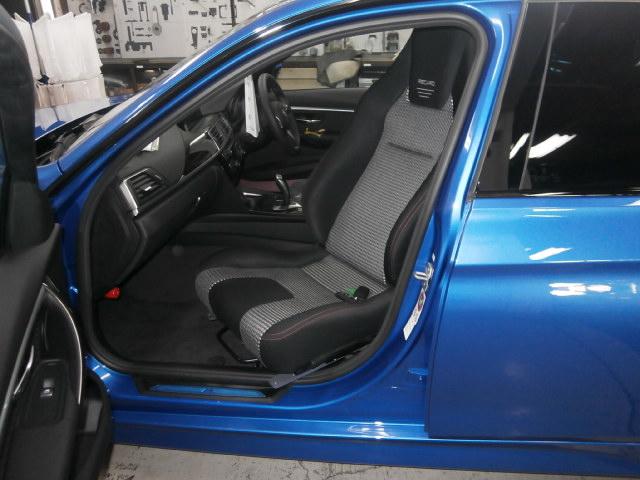 BMW 328ⅰ X ターンアウトwithレカロの福祉車両改造事例2