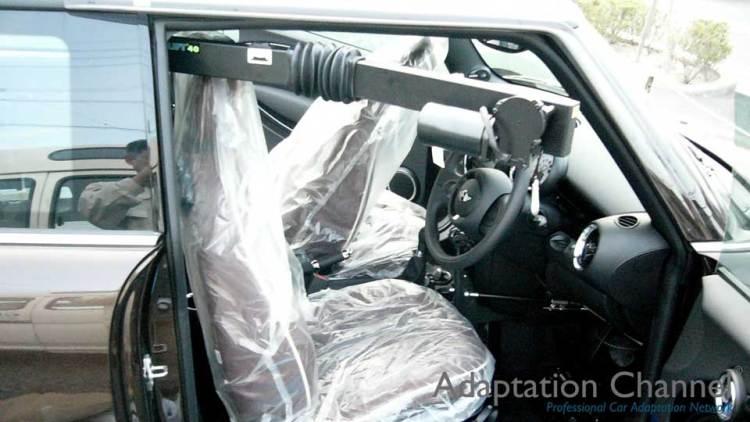 BMW MINI  X  カロリフト40改