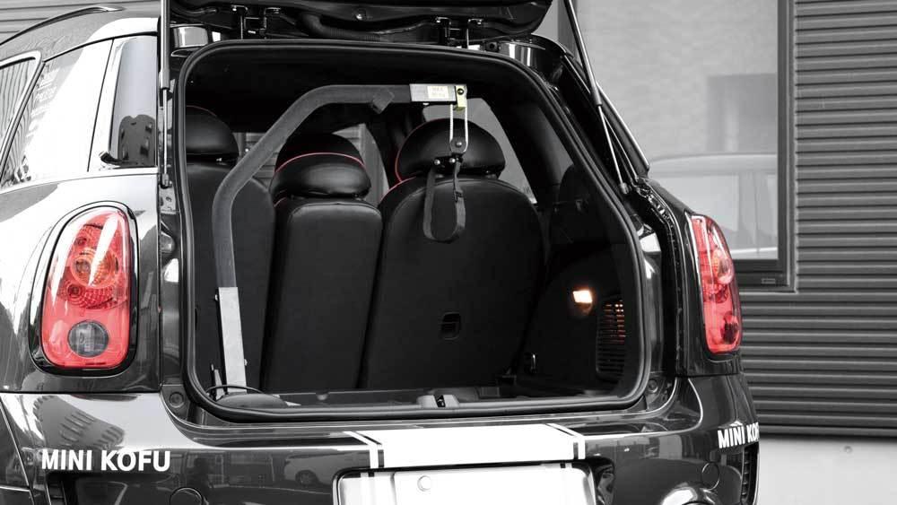 MINIクロスオーバー X  カロリフト90の福祉車両改造事例5