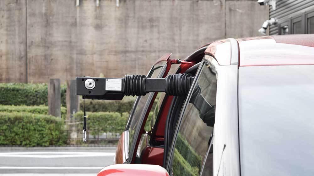 トヨタ エスティマ X  KIVIピラーリフト 車いす積載用の福祉車両改造事例2