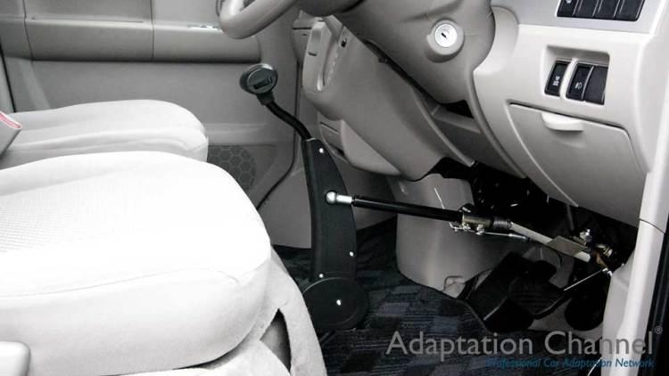 スズキ エブリー X カロスピードメノックスの福祉車両改造事例2