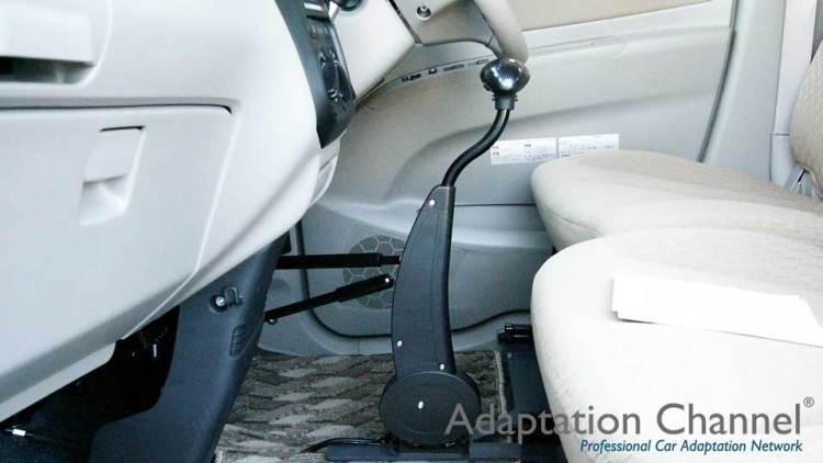 スズキ パレット X カロスピードメノックスの福祉車両改造事例4