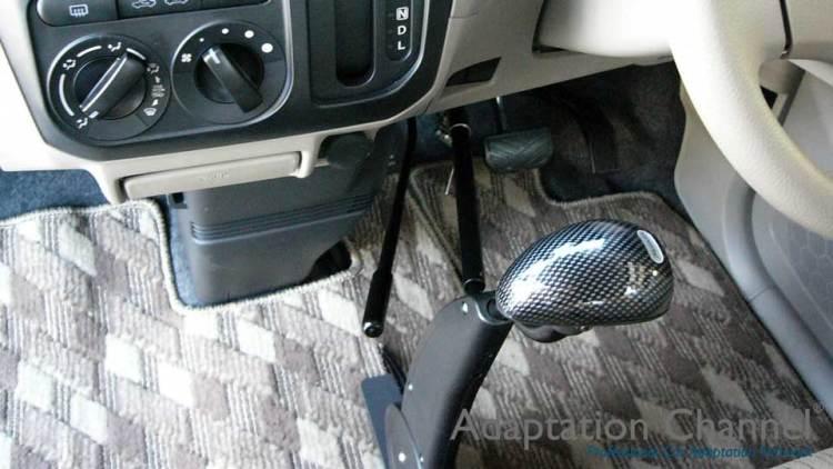 スズキ パレット X カロスピードメノックスの福祉車両改造事例3