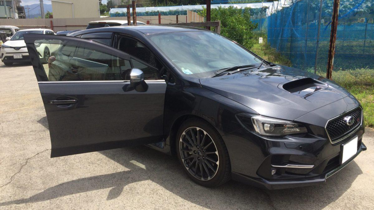 スバル レボーグ X 運転席サイドサポートシートの福祉車両改造事例1
