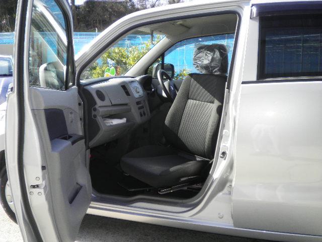 スズキ ワゴンR X ターンアウト(助手席回転シート)の福祉車両改造事例2