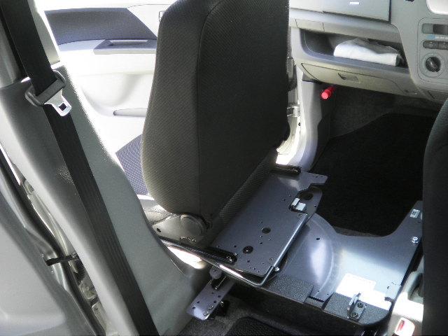 スズキ ワゴンR X ターンアウト(助手席回転シート)の福祉車両改造事例5