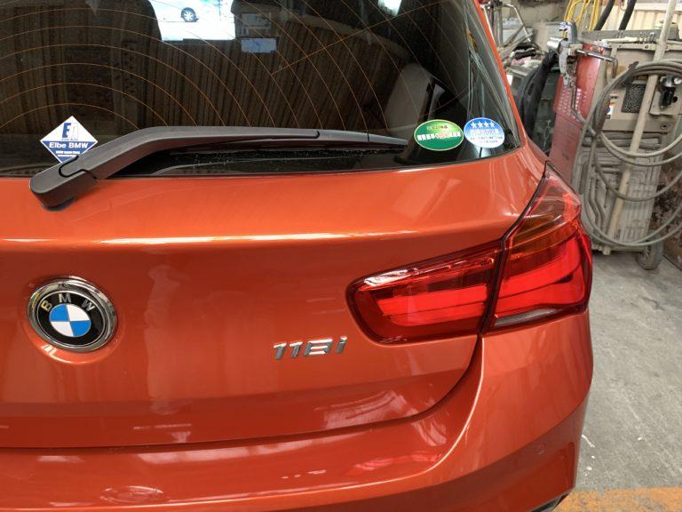 BMW 118ⅰ × 補助ブレーキレバー(KIVI-LF901)